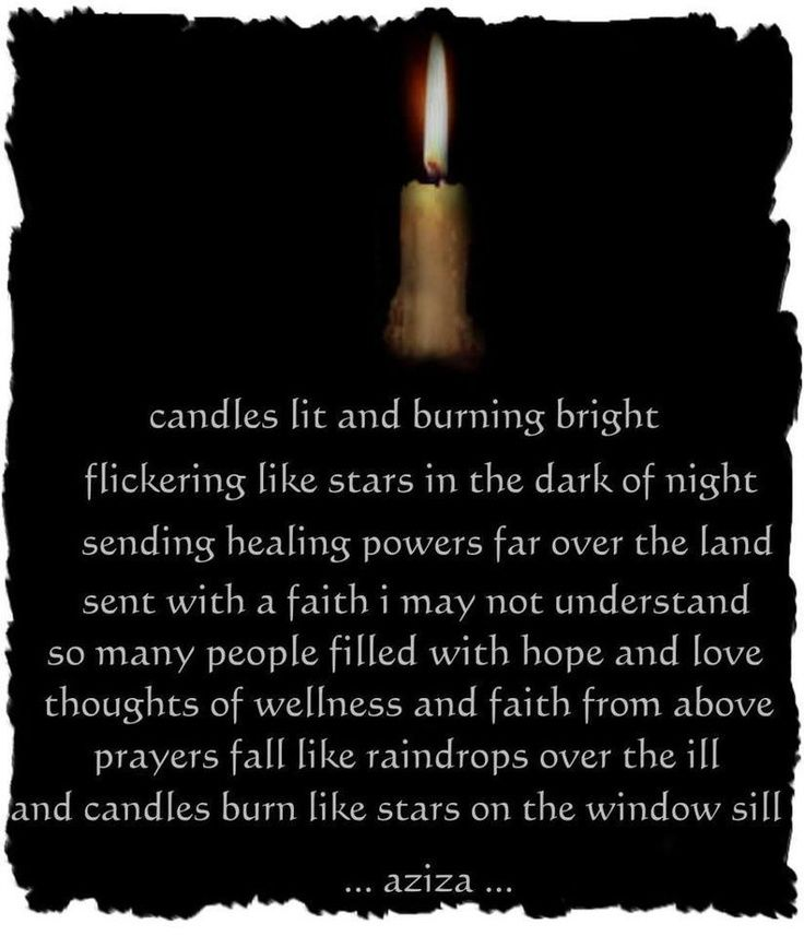 Simple Candle Light Spell
