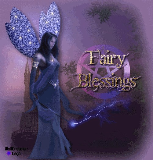 Fairy Blessings Everyone