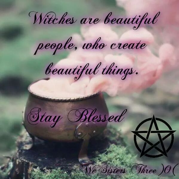 Witches are Beautiful