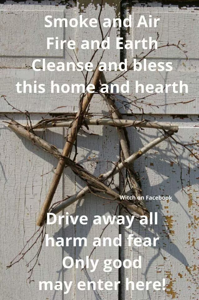 Cleansing Wiccan Spell | Pagan Connection